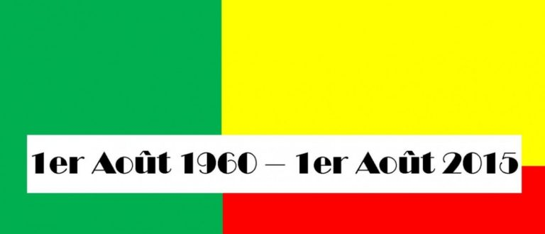 Article : Happy independance day Benin!